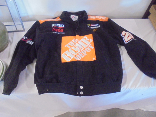 Tony Stewart Home Depot Race Jacket