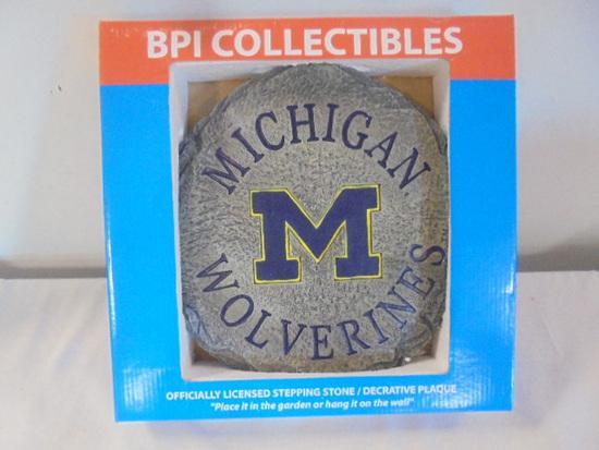 Michigan Woverines Stepping Stone