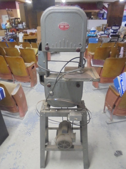 """Sprunger Power Tools 72"""" Band Saw"""
