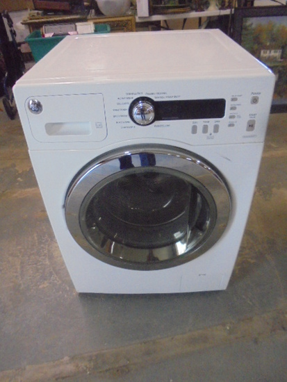 GE Front Loader Washer