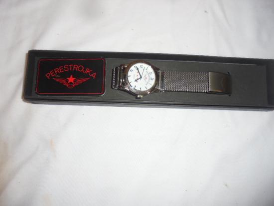 Perestroska Men's Wristwatch