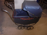 Vintage Doll Buggy