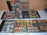 Large Group of NASCAR Cards and Becket Books