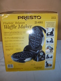 Presto Flip Side Waffle Maker
