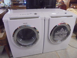 Bosch 500 Plus Series Front Load Washer and Dryer