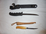 2 Filet Knives- 1 Cutco and 1 Rapala
