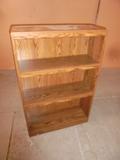 4 Shelf Bookcase w/2 Adjustable Shelves