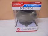 Sunbeam Sonic Egg Bark Deterrent