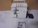 Singer Ultralock Surger Sewing Machine