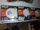 3 Brand New LED Light Fixtures