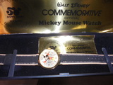 Walt Disney Commemorative Limited Edition 50 Years Mickey Mouse Watch
