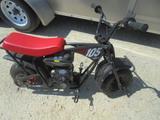 Mega Moto 105 Mini Bike