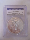 West Point Mint 2014 Silver Eagle