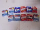 11 Small Boxes of Fishing Line