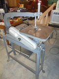 Rockwell/Delta 1/2 hp Scroll Saw on Stand