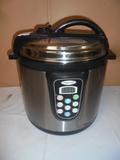Chefs Mark Electric Multi-Cooker/Pressure Cooker