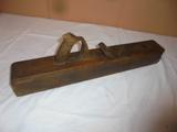 Antique Wooden Wood Plane