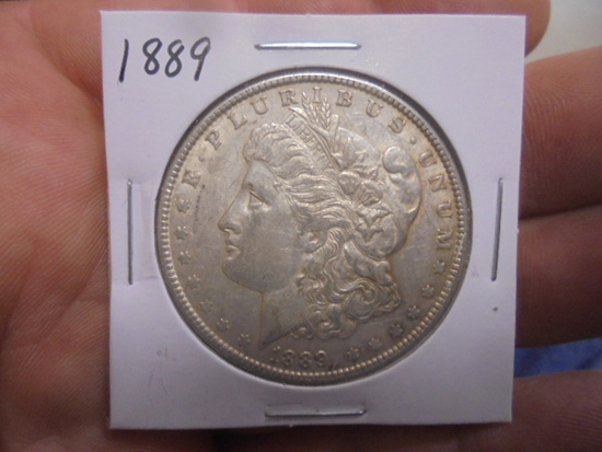 Large Coins/Currency/Silver Auction