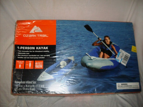 Ozark Trail Kayak