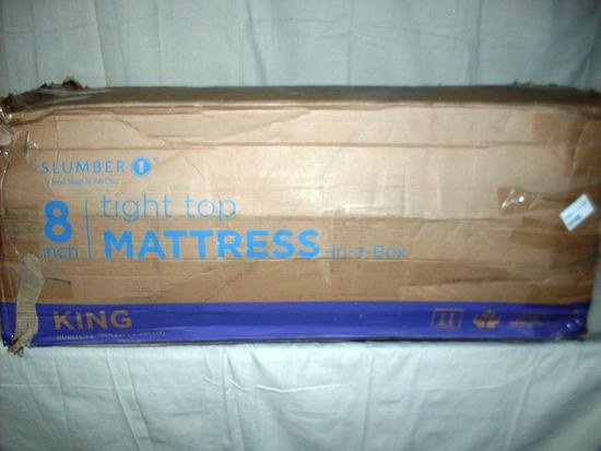King Size Mattress in a box