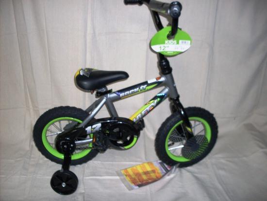 "12"" Huffy Boys Bike"