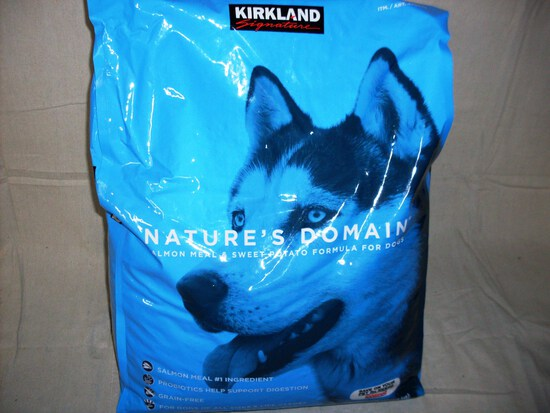 Kirkland Dog Food