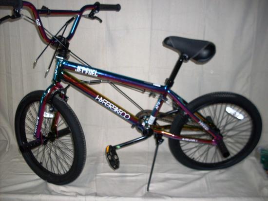"""20"""" Jet Fuel Trick Bike"""
