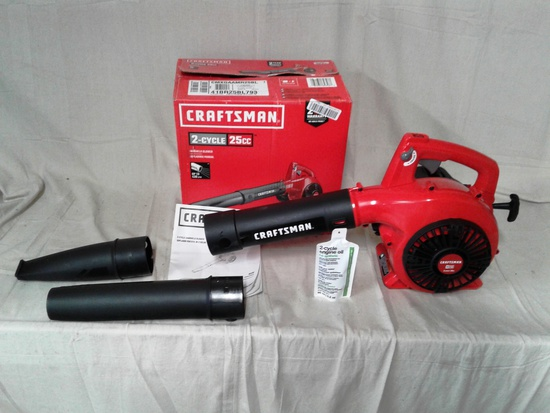 Craftsman 2 cycle Leaf Blower