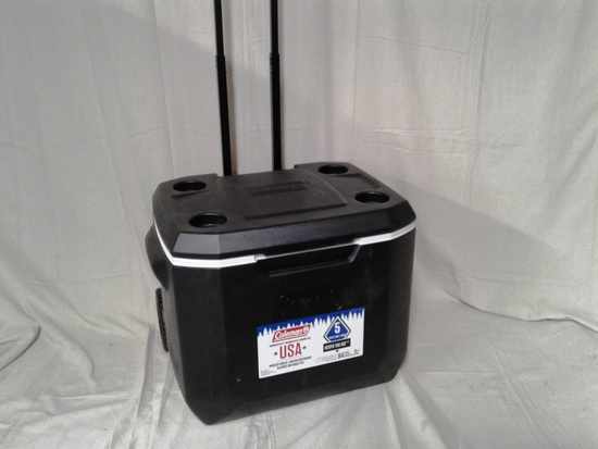 Coleman USA Wheeled Cooler 50 Qt