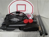 YaheeTech Portable Basketball Goal