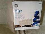 GE Stay Bright 25 LED Light Strand