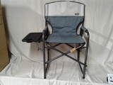 Rio Chair Folding Chair with side table