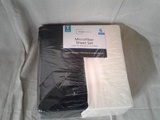 Mainstays Twin size Microfiber Sheet Set