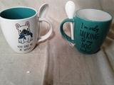 Dog Spoon Mugs