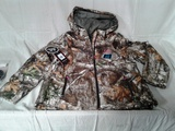 Ladies Realtree Camo Hooded Jacket