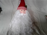 Giant Plush Santa Head