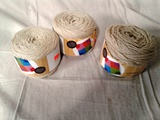 3 Rolls Worsted Yarn