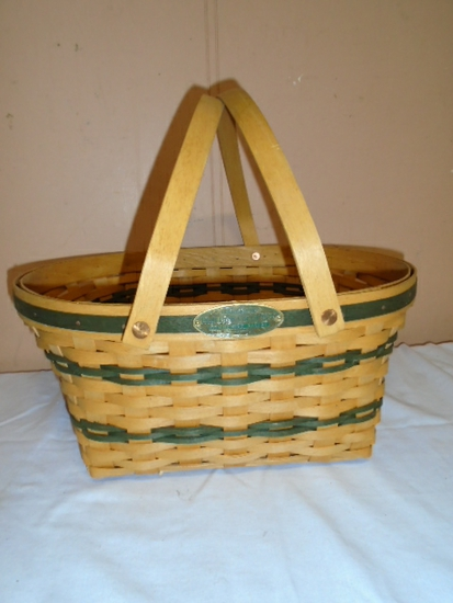 1996 Logaberger Traditions Community Basket