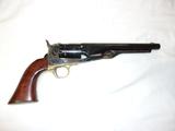 F. LLIPIETTA Italian 44cal Black Powder (Chrome Lined) Revolver
