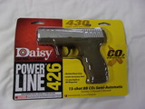 Daisy Powerline 426 Co2 Powered 15 Shot BB Semi Automatic Pistol