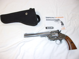 Schofield No 3 Bear River BB Revolver w/ Holster and Manual