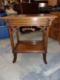 Antique Ornate Side Table