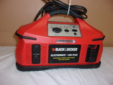 Black and Decker Electromate 400 Plus Rechargable Portable Power Station