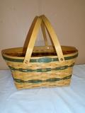 1996 Logaberger Traditions Community Basket
