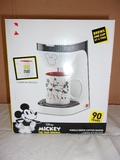 Disney Mickey Mouse Single Serve Coffee Maker w/ Mug