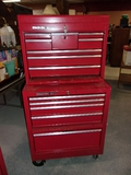 Stack-On Professional Series 2pc 13 Drawer Roll-away Tool Box