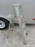 4ft Aluminum Step Ladder