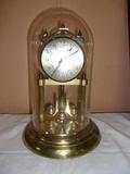 Tru Time Glass Dome Clock