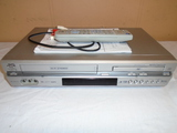 JVC DVD/VHS Combo w/ Remote and Manual