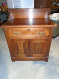 Antique Dry Sink w/ 2 Drawers and 2 Doors
